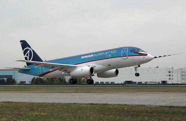 «Аэрофлот» отменил 14 парных рейсов SSJ 100