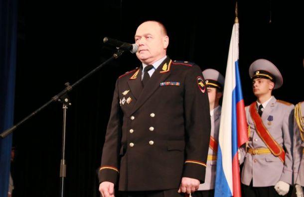 Путин уволил замначальника петербургского главка