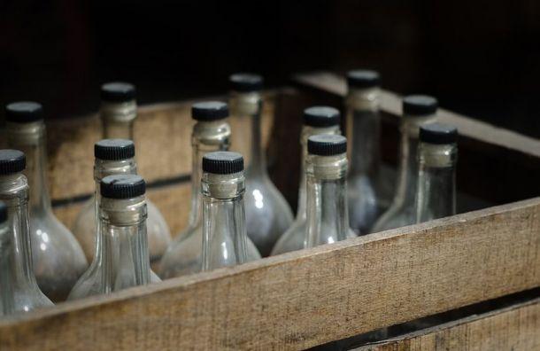 Прокуратура изъяла более 750 литров алкоголя измагазина наШипкинском