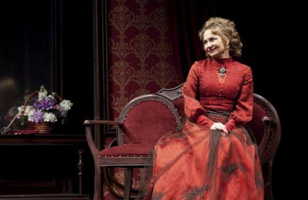 Жена Боярского стала худруком театра имени Ленсовета