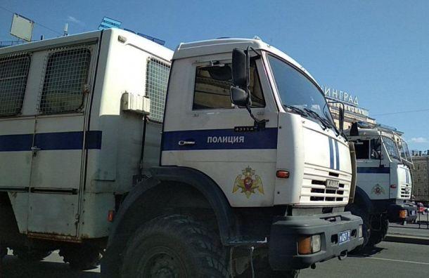 Полиция избила фотографа Маркова при задержании наПервомае