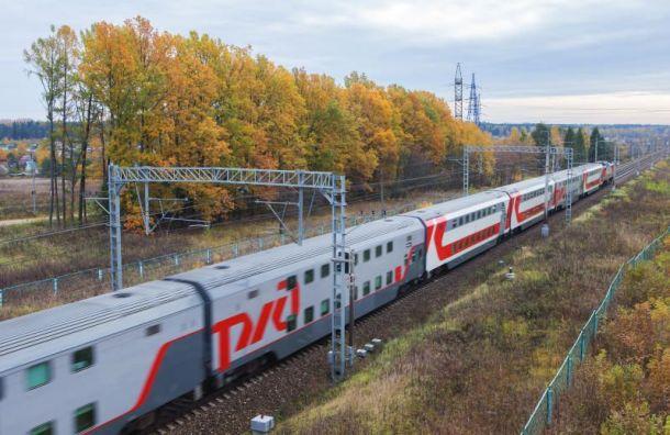 Петербург иРЖД преобразят территорию вдоль железной дороги