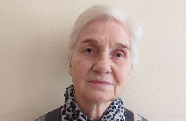 «Долго исчастливо» просит помочь петербургской пенсионерке Елене Бойко