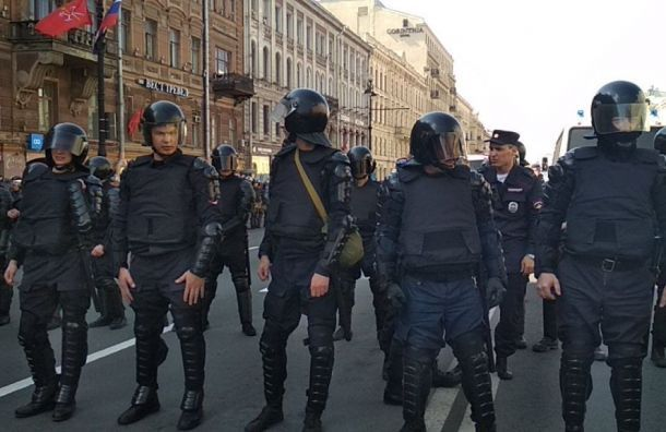 Российские силовики получат ослепляющий дрон-парализатор