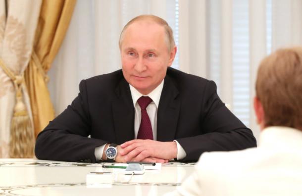 Рейтинг Путина упал доисторического минимума
