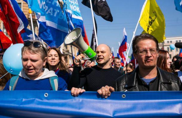 Первомайские расправы: суд арестовал на10 суток Пивоварова иШуршева