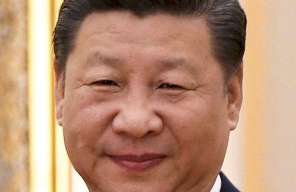 Петербург вовремя ПМЭФ посетит глава Китая