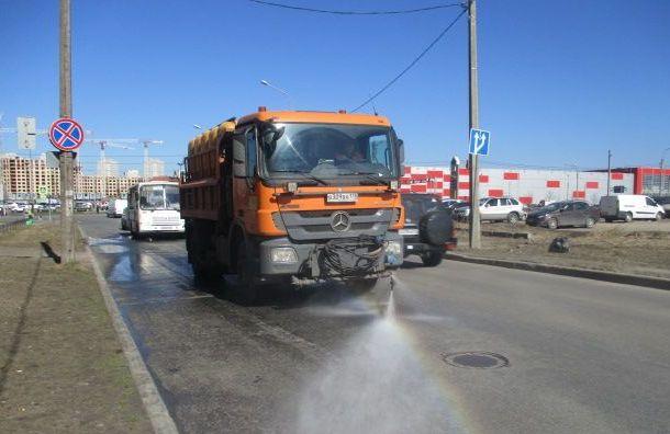 Смольный закупит кзиме уборочную технику на3 млрд рублей