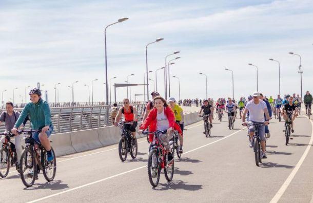 Петербуржцев приглашают наБольшой велопарад