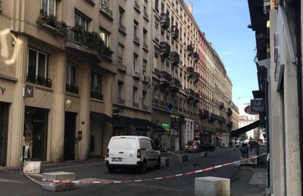 Восемь человек пострадали при взрыве сумки вофранцузском Лионе