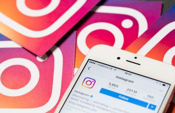 Данные почти 50 млн пользователей Instagram попали вСеть