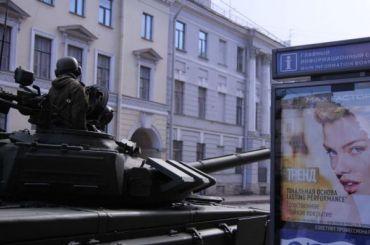 Туристы назвали Петербург одним изсамых желанных городов на9Мая