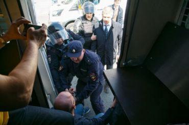 Члены ДДО: Резника целенаправленно задержали наПервомае