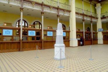 «Почта России»: Первый этап ремонта вздании Главпочтамта согласован