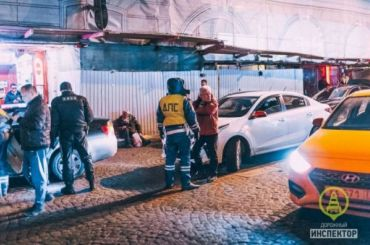 Полиция провела масштабный рейд поДумской