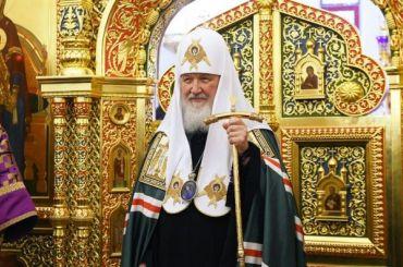 Патриарх Кирилл отменил визит вПетербург