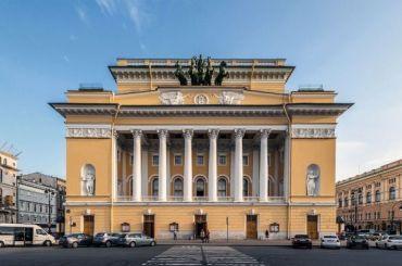 Театральная олимпиада— впервые вПетербурге