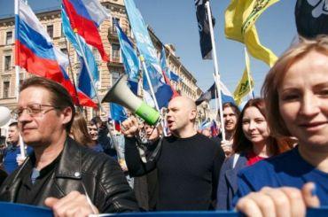 Еще пятеро активистов осуждены заучастие вПервомае