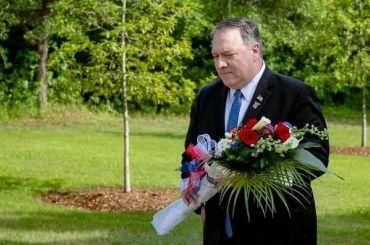 Помпео выразил соболезнования всвязи страгедией вШереметьеве