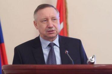 Беглов отчитался овыполнении майских указов Путина