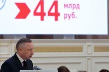 Беглов заминувший год заработал более 6 млн рублей