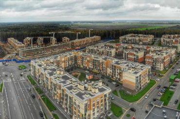 Район Юнтолово иулица Кайгородова появились накарте Петербурга