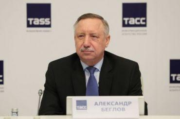 Беглов обогнал Галкина вапрельском рейтинге цитируемости блогеров