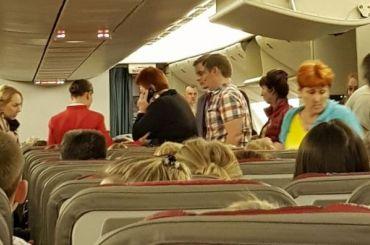 Пассажиру стало плохо: вылет самолета изПулкова вАнталью задержали