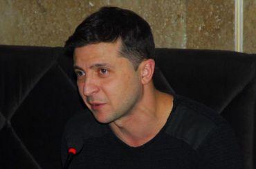 Зеленский выразил соболезнования всвязи страгедией вШереметьеве