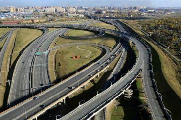 Участок КАД между Московским иТаллинским шоссе сузят нанеделю