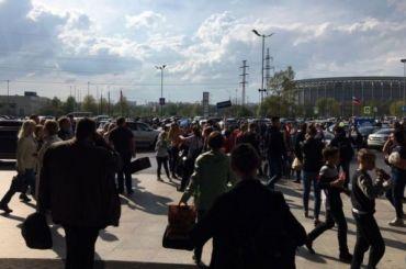 Лжеминеры эвакуировали торговый центр «Радуга»