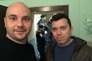 Пивоваров иШуршев вышли насвободу после 10 суток ареста