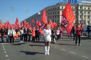 Планы оппозиционных демонстрантов наПервомай спутала полиция