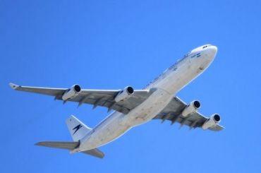 Опять дебош: самолет изКипра прибыл вПулково счасовым опозданием