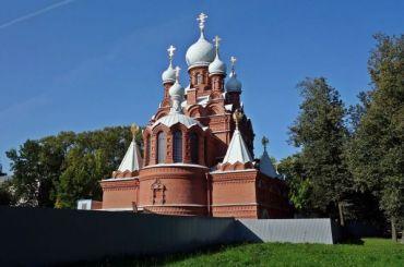 Рабочие нашли ртуть входе реставрации храма вПушкине