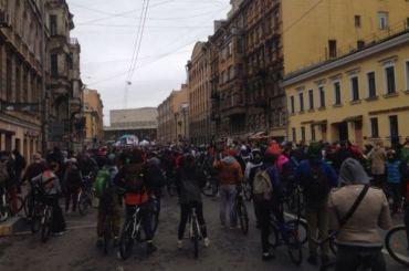 Рекордное количество горожан поучаствовали вБольшом велопараде