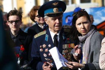 Россияне считают, что День Победы надо отмечать заботой оветеранах