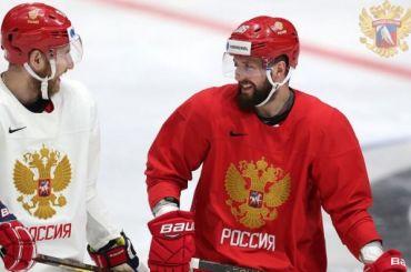 Стал известен состав сборной России похоккею наигру сСША