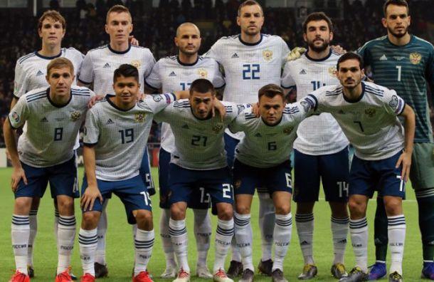 Три игрока «Зенита» вошли всостав сборной наигры отбора кЕвро-2020