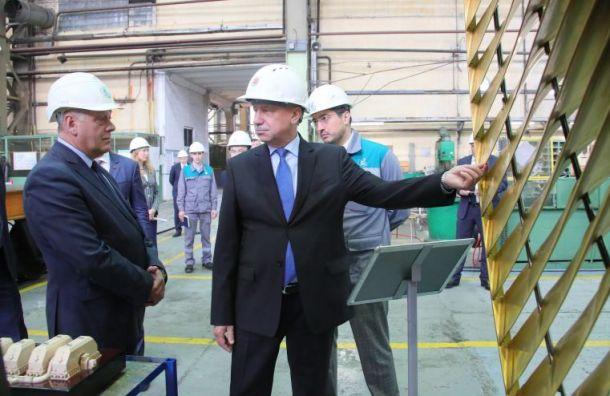 Беглов пообещал построить станцию метро «Кудрово» до2025 года