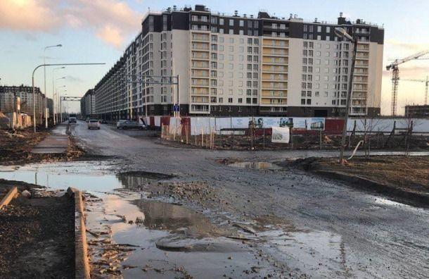 Красносельский район: Пробки, отсутствие метро, захват парков РПЦ инеприятный запах