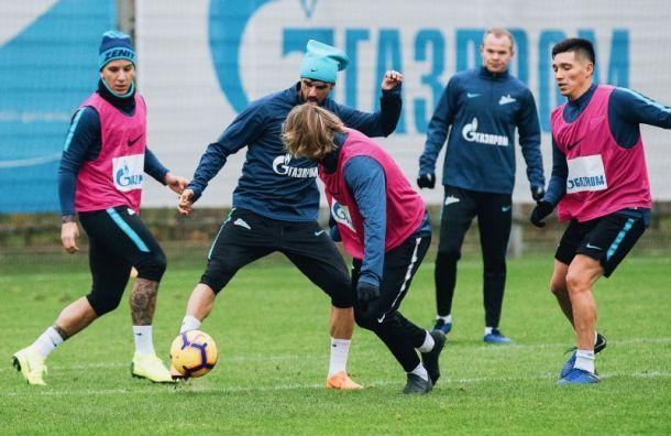 «Зенит» проведет четыре товарищеских матча вАвстрии