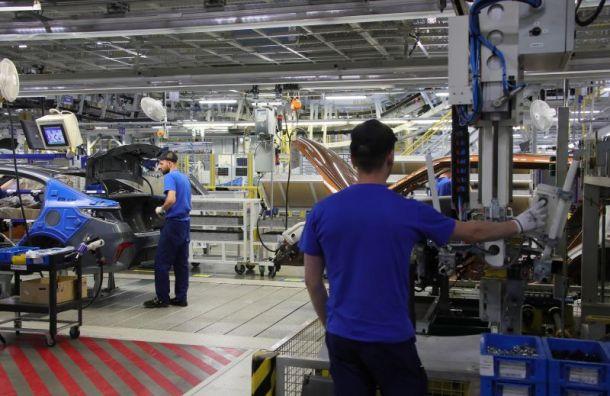 Власти Петербурга продолжат поддерживать завод Hyundai