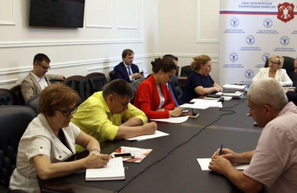 ГИК обратился вСК всвязи снарушениями намуниципальных выборах