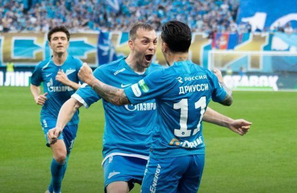 «Зенит» загод выплатил агентам 215 млн рублей