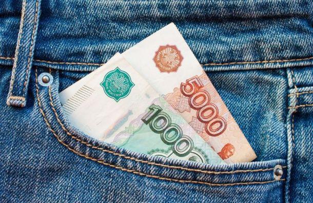 Почти 20% россиян пожаловались наснижение зарплат