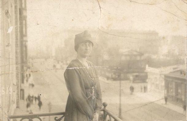 История одной фотографии Анны Ахматовой
