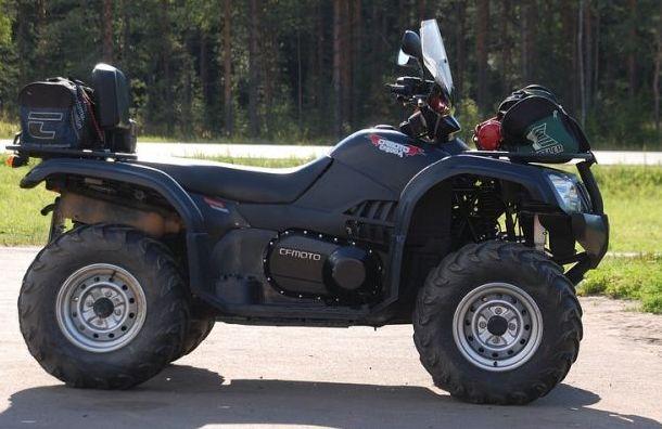 Водитель квадроцикла погиб вДТП вОсиновой роще