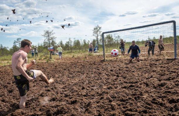 «Нефутболом единым»: экзотические виды спорта вПетербурге