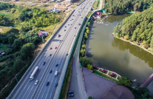 Ремонт мостов натрассе «Скандинавия» отложили из-за грузовиков